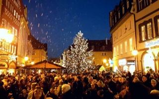 Kitzingen glows - Christmas market and a short history