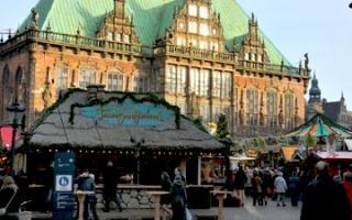 Weihnachtsmarkt in Bremen