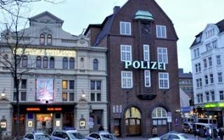 Alter St. Pauli-Elbtunnel und