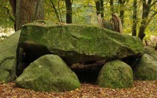 Visbek groom - mighty megalithic grave in Wildeshausen