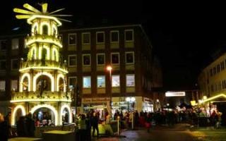 Impressive historical Christmas Market in Osnabrück