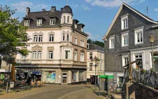 Another biking tour to Langenberg – a trip with the FJ 1100