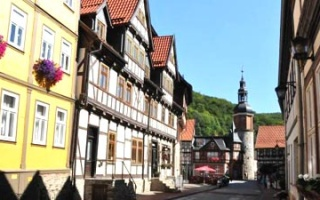 Stolberg – One of the pearls of the Southern Harz
