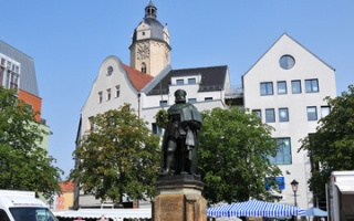 The Seven Wonders of Jena - Schnapphans and Hanfried