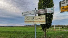Unstrut cycle path - from Roßleben to Memleben