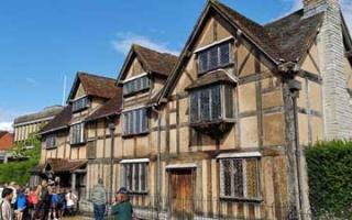 Stratford upon Avon – mehr als nur Shakespeares Geburtsort