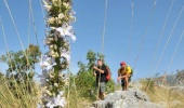 Hiking with Alaturka - from 2.06. - 07.06.2015 next to Omis