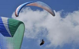 Türkiye'de Uzun Mesafe Yamaç Paraşütü