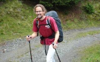 Gunther Lawer - Paraglider and Tour Guide