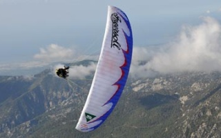Tahtalı – Third and final leg of paragliding contest