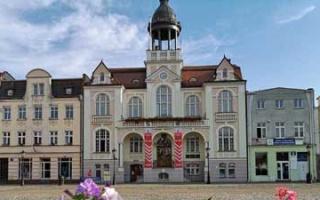 Short Visit to Wejherowo - Statue of Jakob von Weiher