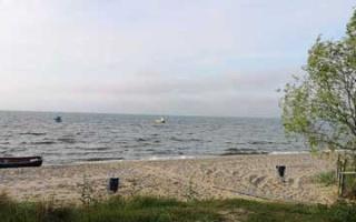 Rewa – A Fishing dock, Sandbank Reff and the Amber Road