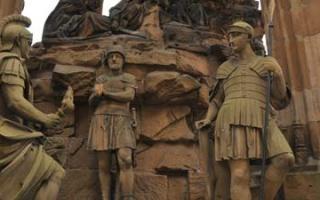 Speyer - römisches Grenzlager