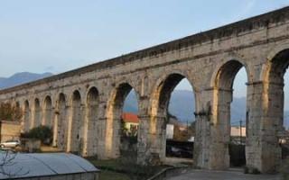 Diokletians Aquädukt in Split