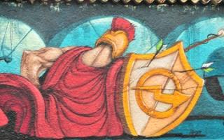 Ljubljana - street art and cultural community in Metelkova