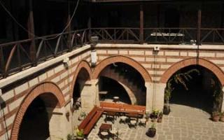 Menemen - city on the road between Izmir and Çanakkale