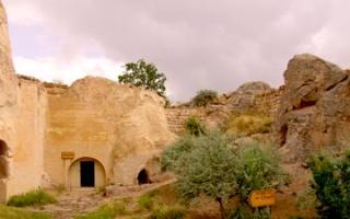 Archenclos - das Keşlik Kloster