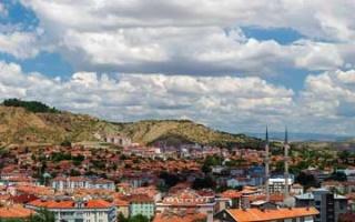 Çankırı - water-rich region in the northeast of Ankara