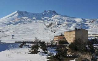 Kayseri - das Handelszentrum am Erciyes