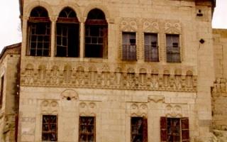 Mustafapaşa - das alte Sinassos