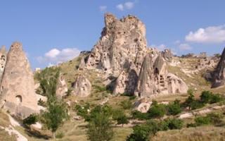 Nevşehir - das Tor nach Kappadokien