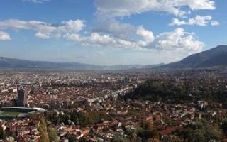 Bursa - at Uludag Mountains
