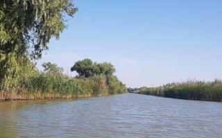 Lake Gala and Evros Delta next to Enez