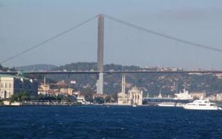 Istanbul - Großstadt am Bosporus
