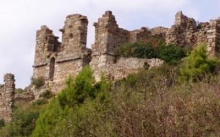 Syedra Ancient City - Alanya