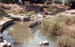 Letoon - where Artemis and Apollo lived