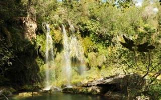 Kurşunlu Waterfall - Antalya