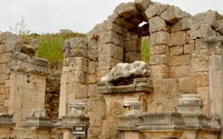 History of Perge