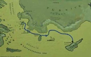 Girne / Kyrenia - a short history of the city